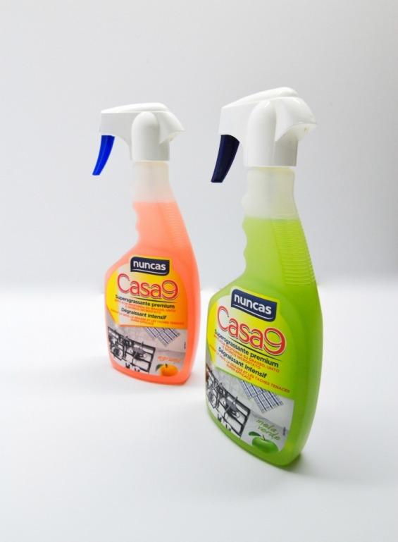 Detergente sgrassante per lo sporco incrostato
