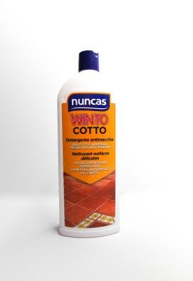 Detergente per pavimenti in cotto, ardesia e pietre naturali porose